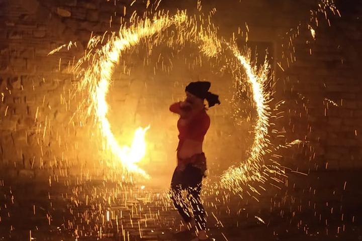 Espectáculos de fuego